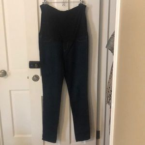 2 pairs maternity jean